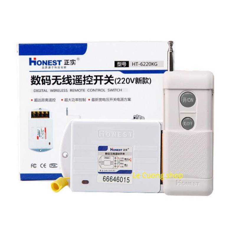 Công tắc điều khiển từ xa chịu tải lớn Honest HT-6220KGD