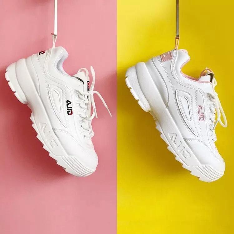 Hình ảnh Giày sneaker nữ FINA Hot trend chất đẹp (mã NH081)