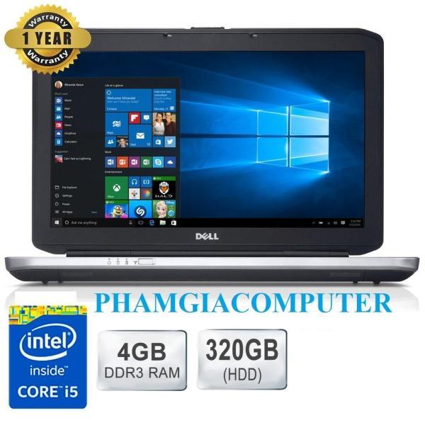 Bảng giá Laptop DELL Latitude E5430 Core i5 3210  Ram3 4G 320G 14in-Đen-Hàng Nhập khẩu-Tặng Balo chuột wireless. Phong Vũ