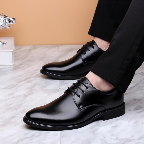 Giày Tây Nam Công Sở Cao Cấp AeShin - S18 giá rẻ