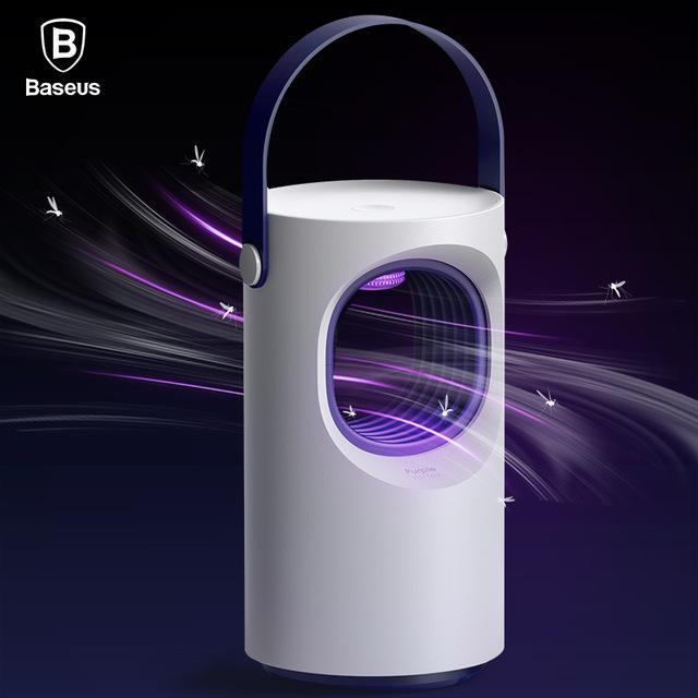 Đèn chuyên dụng diệt muỗi thông minh bằng công nghệ tia UV mới nhất đến từ hãng Baseus