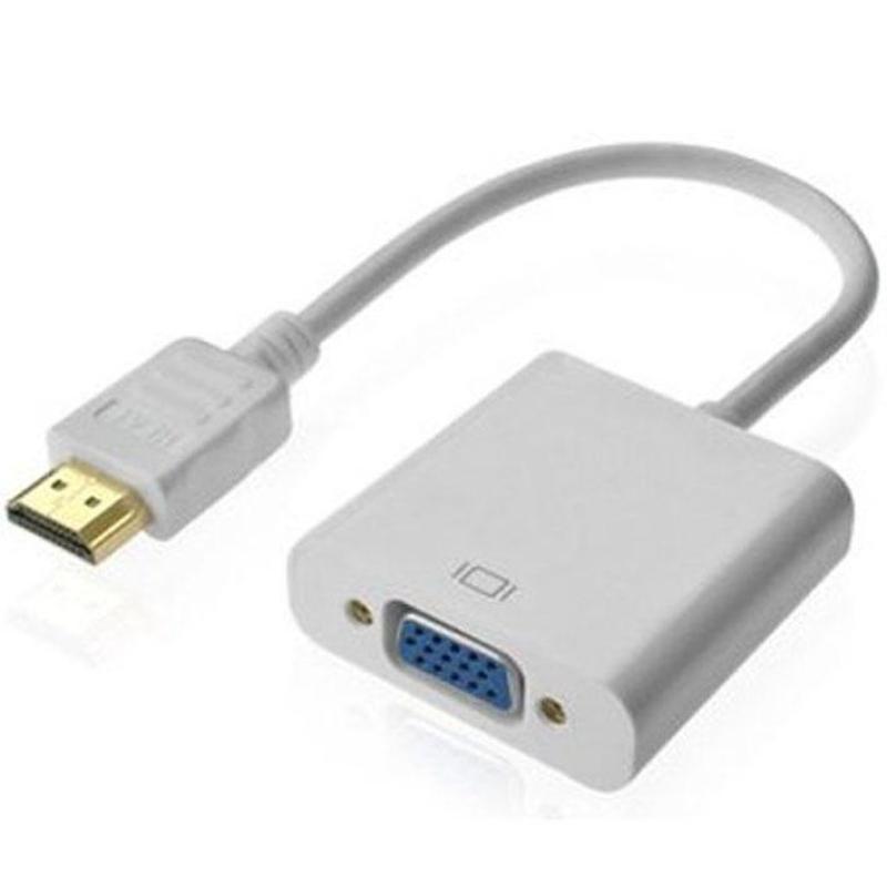 Bảng giá Cáp chuyển đổi HDMI ra VGA (chuyển từ TV sang máy chiếu) Phong Vũ