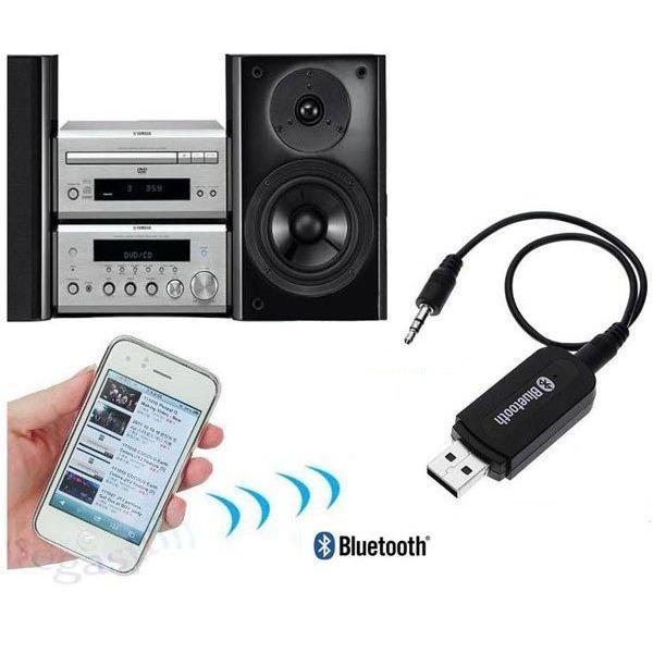 Hình ảnh USB Bluetooth kết nối âm thanh ra loa , ampli-KCS023