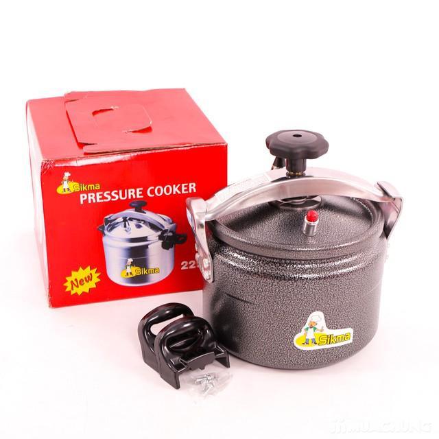 Nồi áp suất dùng cho bếp ga ,bếp điện và bếp hồng ngoại Sikma 18cm SK-18