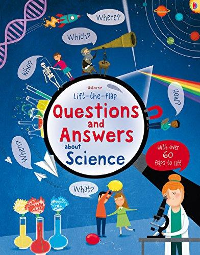 LIFT-THE-FLAP QUESTIONS AND ANSWERS ABOUT SCIENCE Giá Tốt Nhất Thị Trường