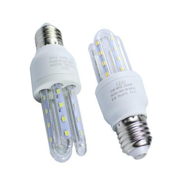 Bộ 2 đèn LED chữ U 5w (Ánh sáng trắng)
