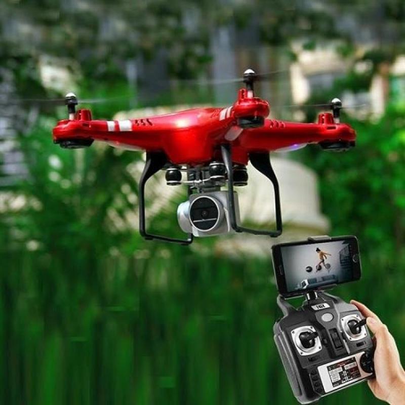 Flycam SH5HD Camera WIFI-FPV HD 1080P Xoay 270 Chống Rung Cực Tốt Phiên Bản Mới Nhất 2018