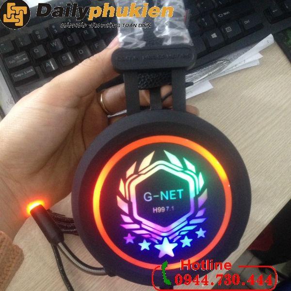 Mua Tai Nghe Gnet H99 7 1 Cổng Usb Mới
