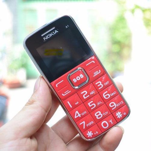 Ôn Tập Trên Điện Thoại Nokia A1 Danh Cho Người Gia