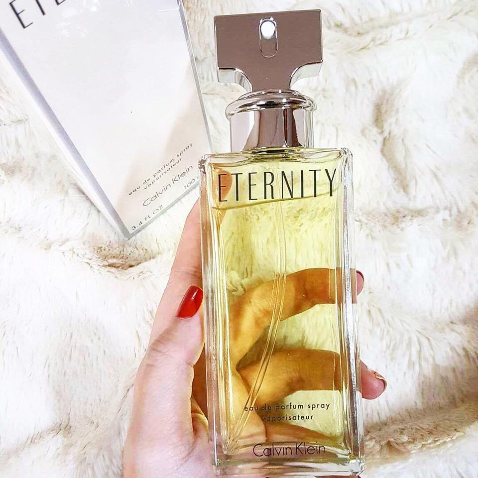 Nước Hoa Nữ Calvin Klein Eternity (100ml)