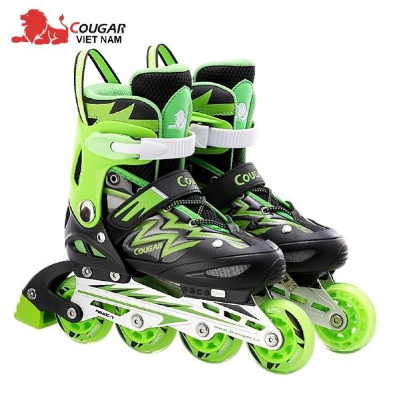 Phân phối Giày trượt patin cao cấp Cougar 835LSG có 4 mầu cho bạn