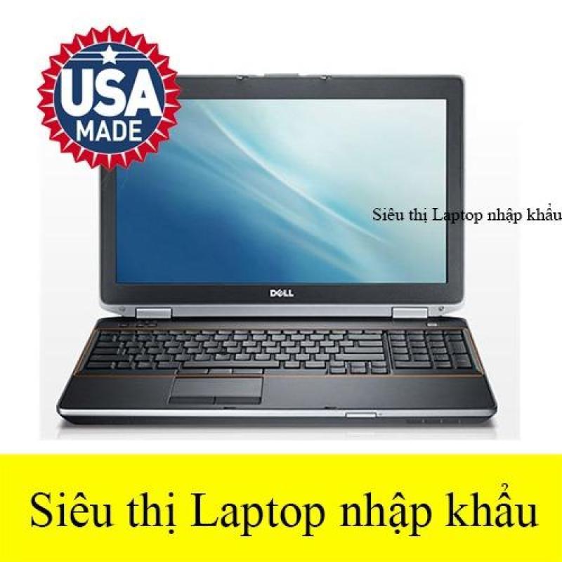 Laptop Dell Latitude E6520 I5 2520M 4Gb 320Gb - Nhập khẩu USA