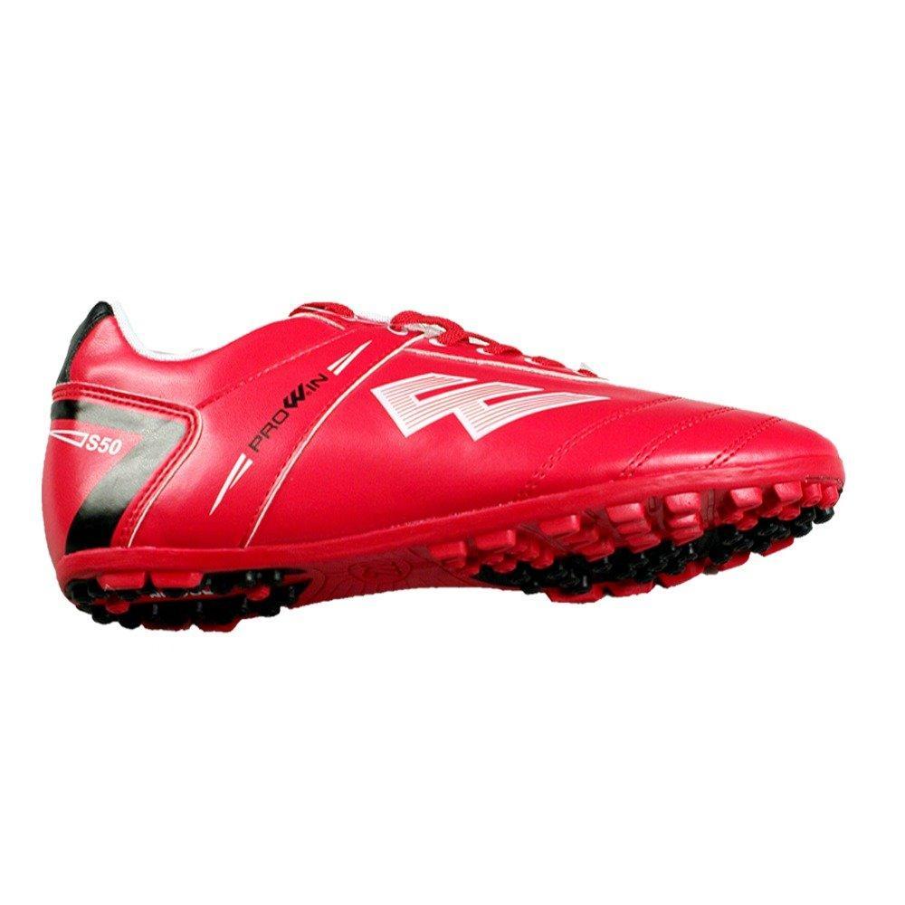 Hình ảnh Giày đá bóng prowin FM501 S50 (đen, cam, đỏ, xanh dương, vàng chanh) ĐỒ TẬP TỐT