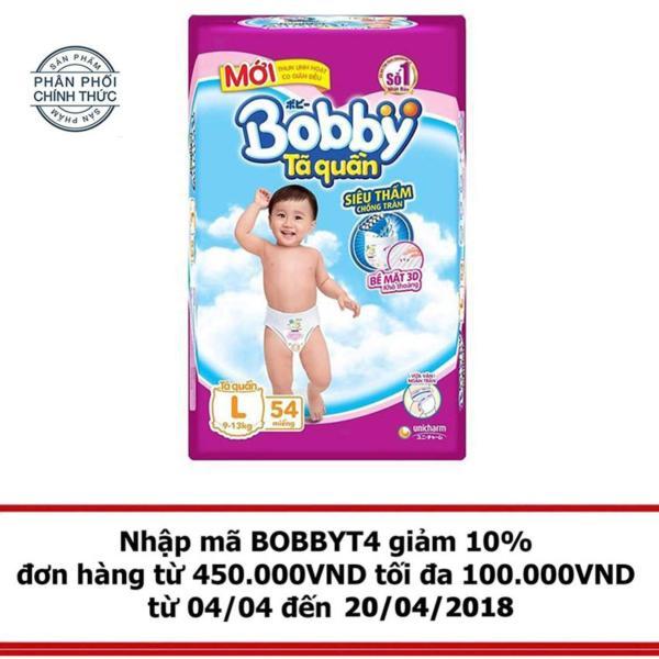 Tã quần Bobby L54