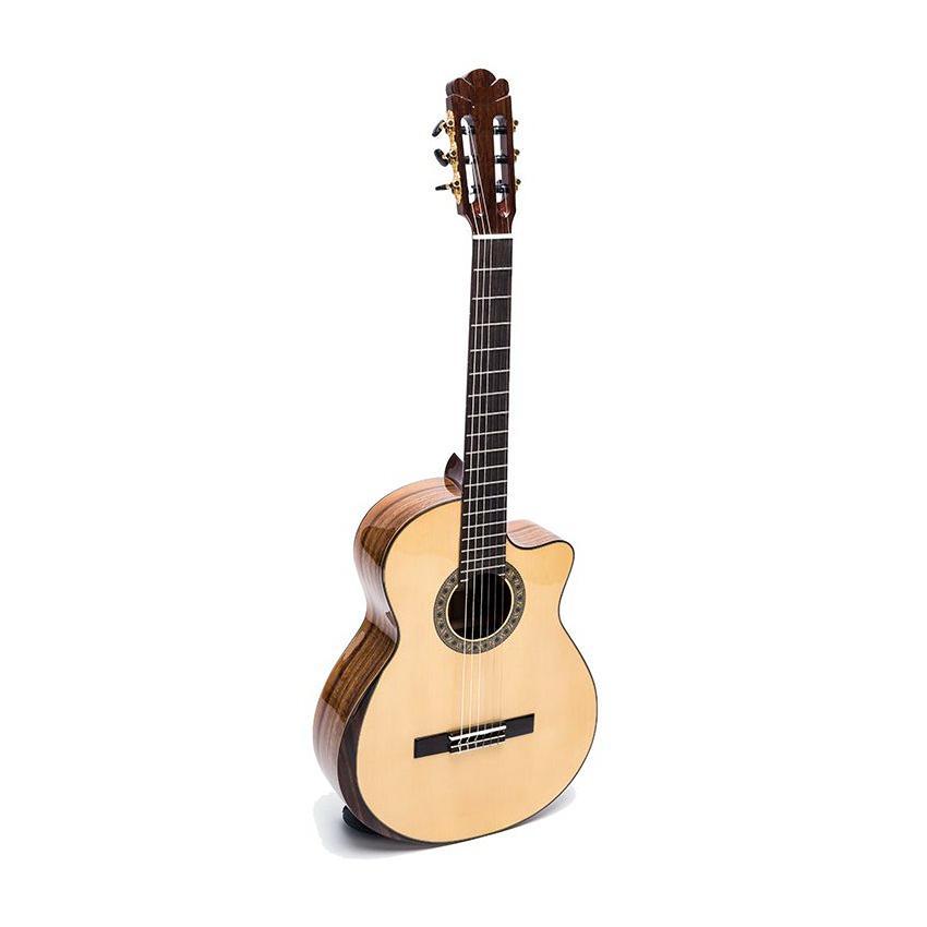 Đàn Guitar Classic DC600J NAT - Shop Duy Guitar chuyên đàn guitar giá tốt dành cho người mới tập