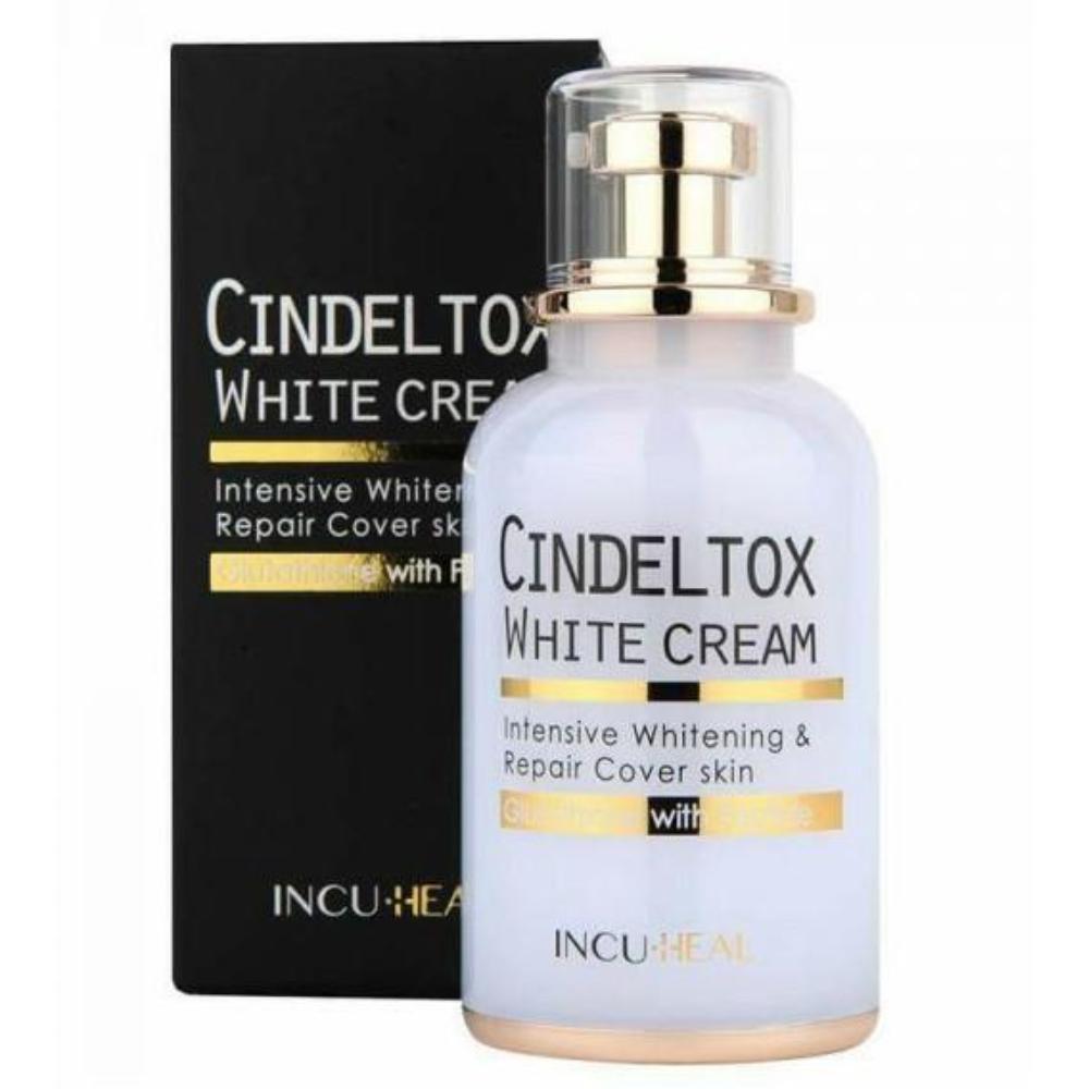 Kem dưỡng trắng da Cindel Tox White Cream Hàn Quốc 50ml tốt nhất
