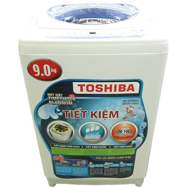 Bảng giá Máy giặt 9 Kg Toshiba B1000GV(WB), đứng, nắp màu xanh dương Điện máy Pico