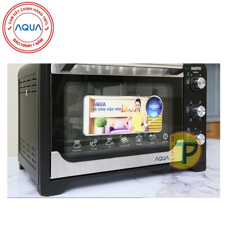 [NTT] Lò nướng điện AQUA ATO-R6074 35L (Đen)
