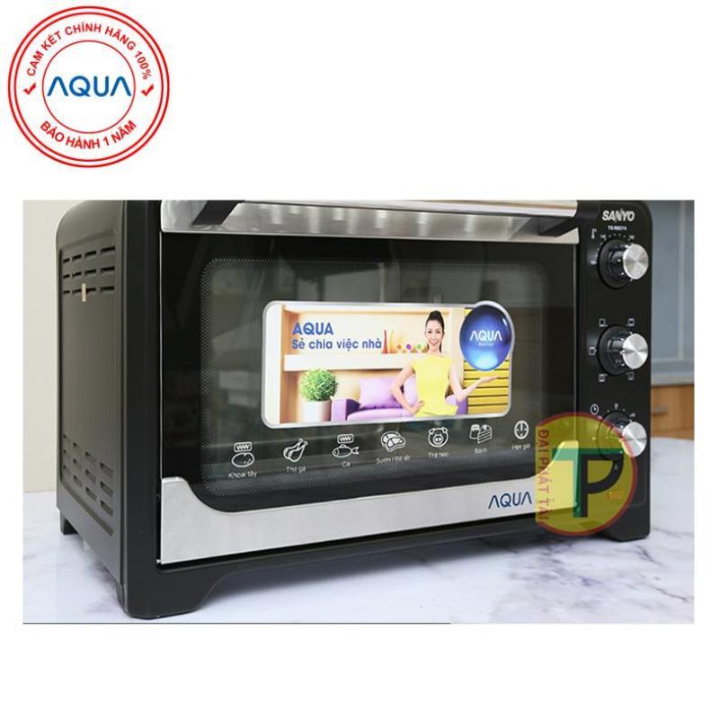 Bảng giá [NTT] Lò nướng điện AQUA ATO-R6074 35L (Đen) Điện máy Pico