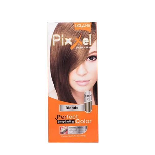 Thuốc nhuộm tóc màu vàng hoe P07 cao cấp