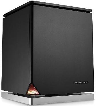 Hình ảnh Case Xigmatek Nebula Black (Mini ITX) Black/White