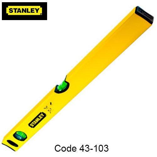 Thước thủy Stanley 43-103 (Vàng)