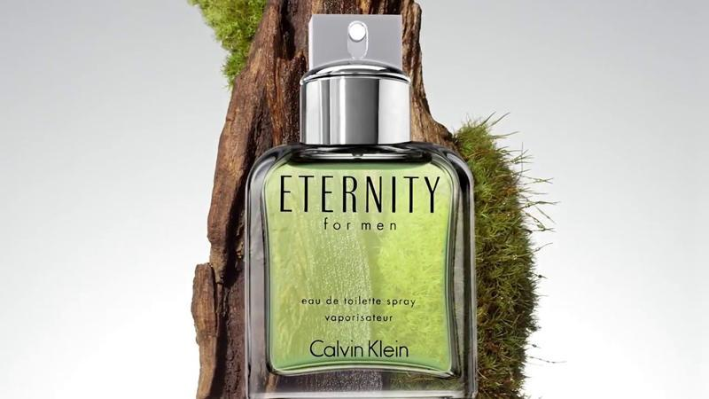 Nước hoa CK ETERNITY FOR MEN EDT SPRAY 30ml