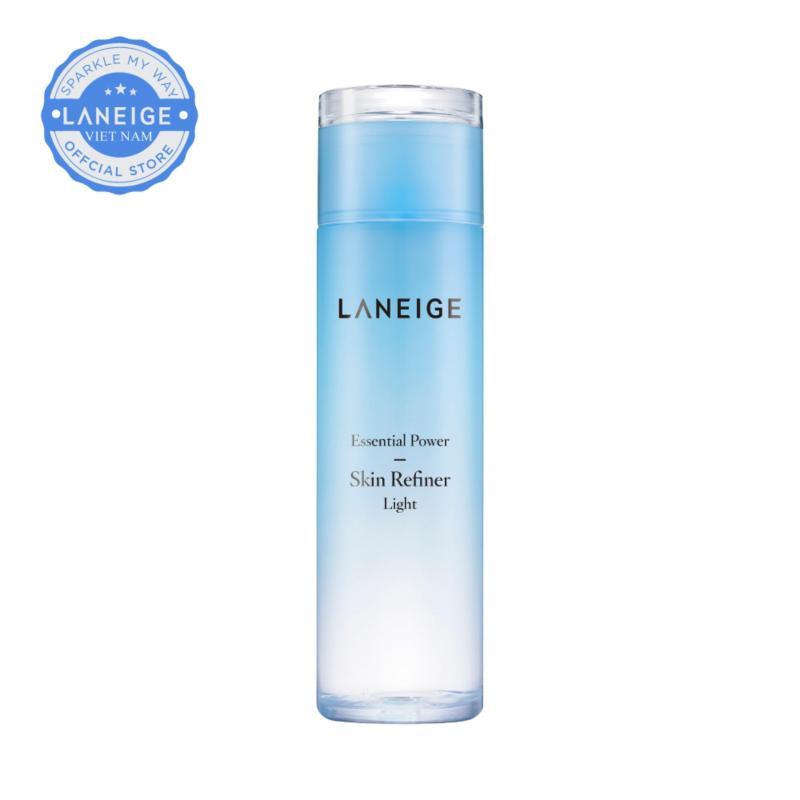 Nước cân bằng Laneige Essential Power Skin Refiner Light cho da dầu và hỗn hợp 200ml nhập khẩu