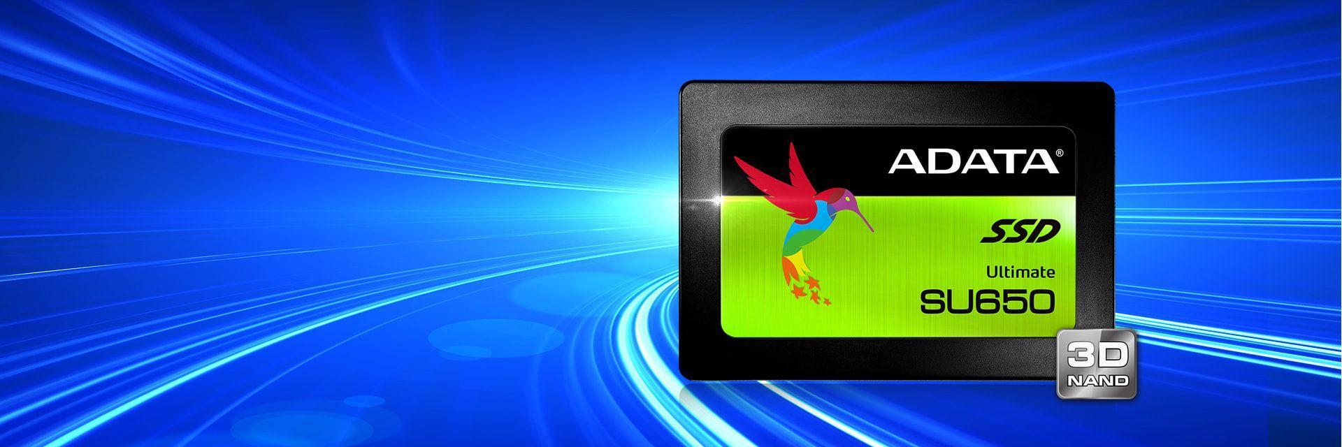 Hình ảnh Ổ Cứng SSD Adata SU650 120Gb