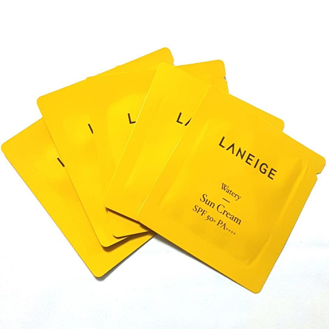 Hình ảnh (Hàng tặng không bán) Sản phẩm chăm sóc da mặt Laneige