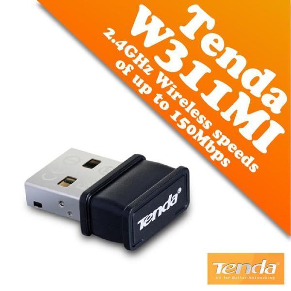 Bảng giá USB thu sóng Wifi tốc độ 150Mbps Tenda 311Mi Phong Vũ