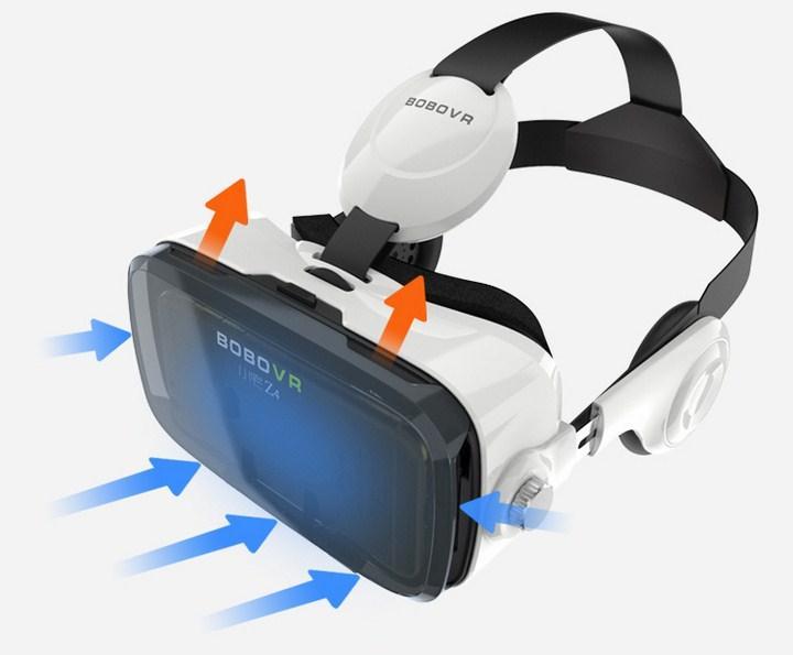Hình ảnh Thiết bị giải trí kính thực tế ảo Bobo VR Z4 trải nghiệm game phim 3D với không gian ảo chân thực -AL