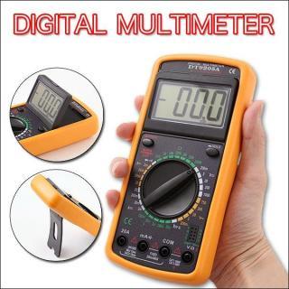Đồng Hồ Đo Vạn Năng Digital Multimeter (màu vàng) thumbnail