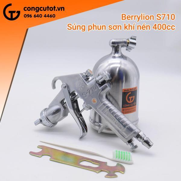 Máy phun sơn khí nén Berrylion S710