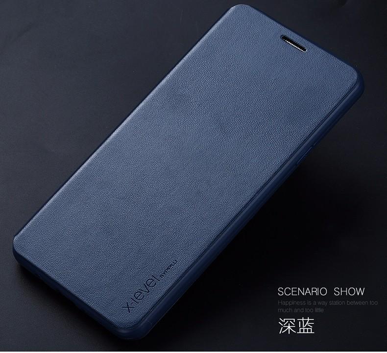 Samsung Galaxy A6 2018 Bao da X-level , Tặng kèm kính cường lực