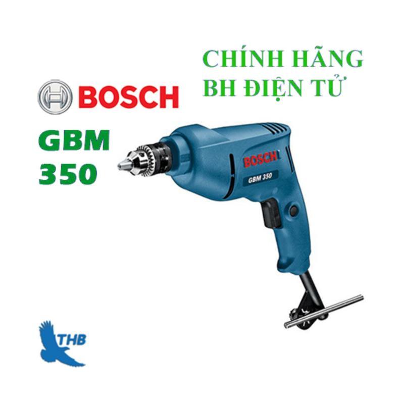 Máy khoan cầm tay Bosch GBM 350