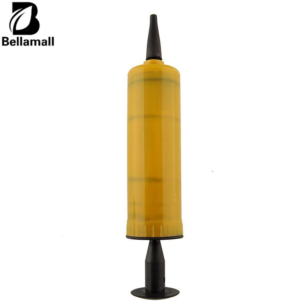 Hình ảnh Bellamall:Inflator Hand Air Pump Needle Ball Football Basketball Useful Lightweight NEW - intl
