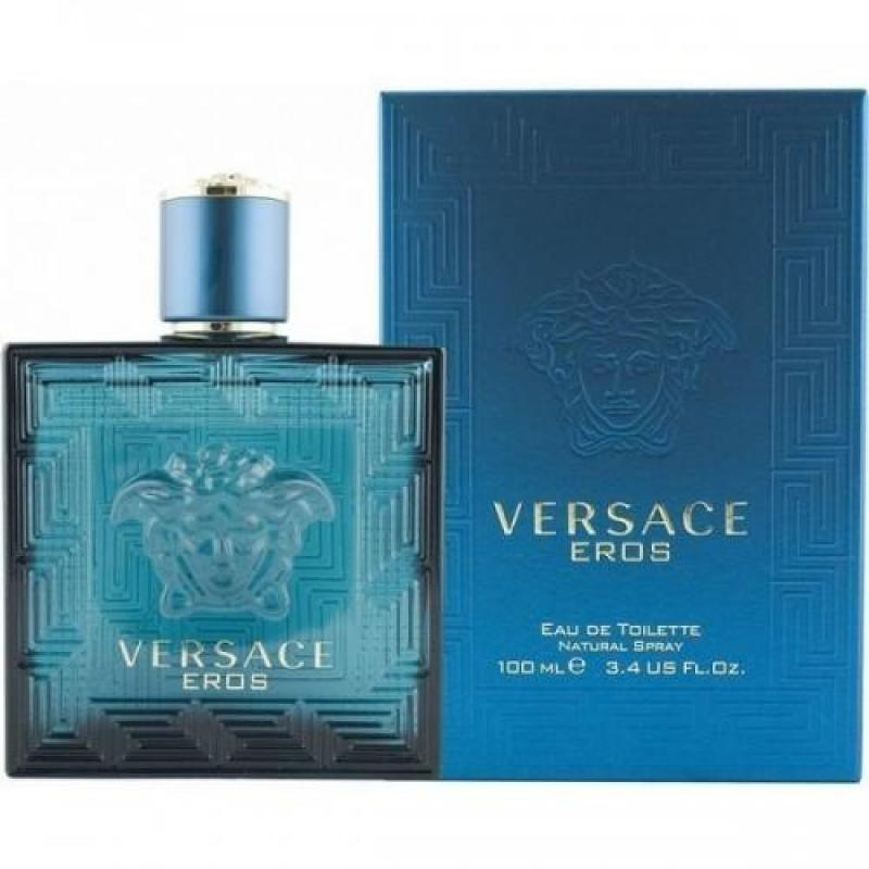 Nước hoa nam Versace Eros for men 100ml (xanh)