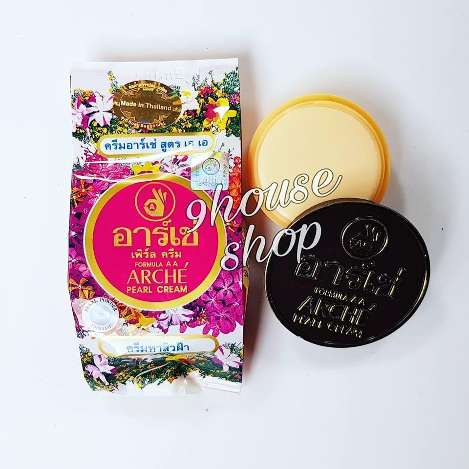 Kem dưỡng da ARCHÉ trắng da trị thâm nám (Arche Pearl Cream Thái Lan)