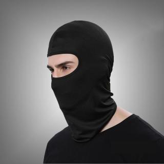 Khăn Ninja Trùm Đầu (Màu Đen) thumbnail
