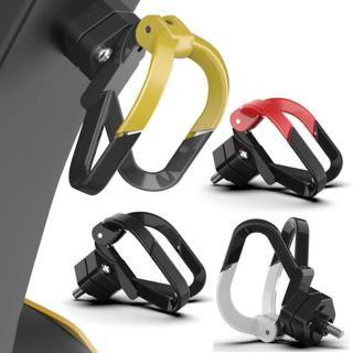 Móc treo đồ xe máy cao cấp MTD (vàng đen) thumbnail