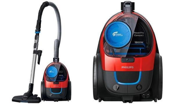 [Trả góp 0%]Máy hút bụi không túi Philips FC9351/01 - Hàng nhập khẩu