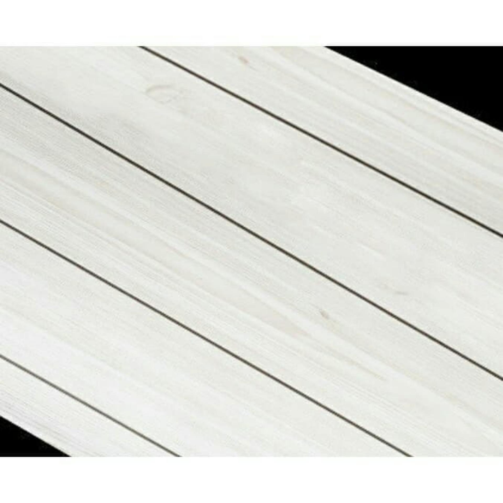 5m vuông Giấy dán tường phong cách Hàn Quốc khổ rộng 45cm Ván vân xám nhạt