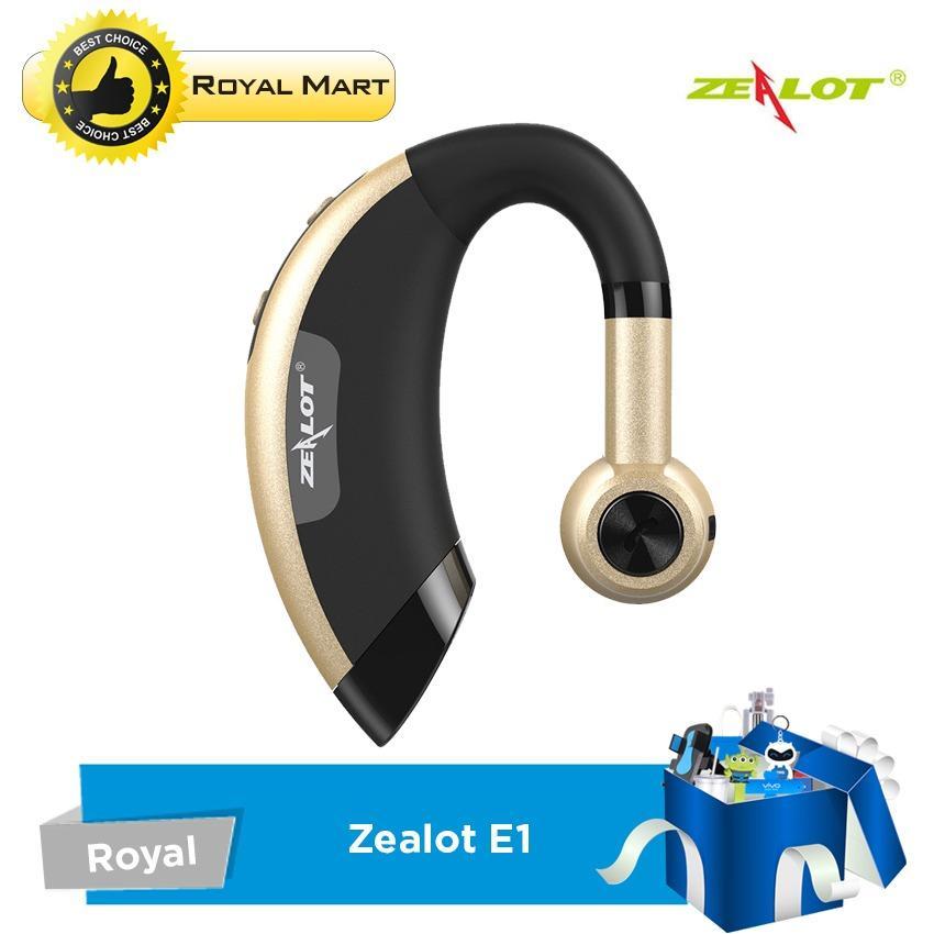 Tai nghe bluetooth 4.0 Zealot E1 - Chuyên dùng khi lái xe