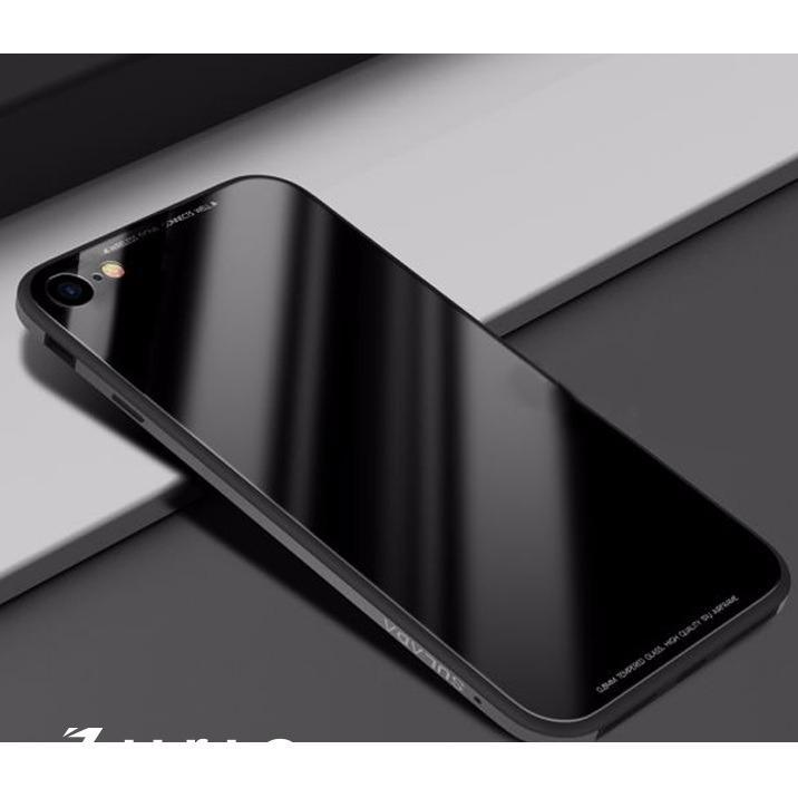 Giá Bán Ốp Gương Sulada Mặt Kinh Cường Lực Cho Iphone 6 6S Oem Nguyên