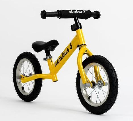 Xe đạp thăng bằng Nimbus 3 vàng