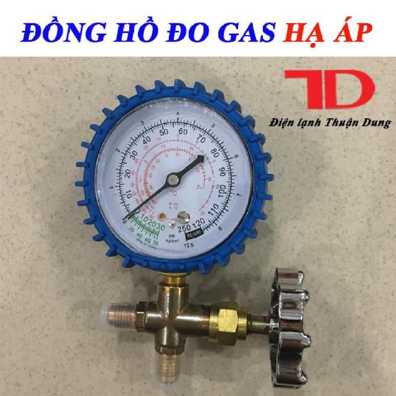 Đồng hồ gas đơn hạ áp