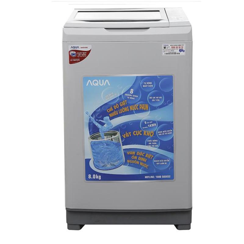 Bảng giá Máy giặt AQUA AQW-S80AT, 8kg Điện máy Pico