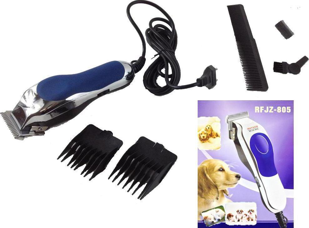 Tông đơ cắt lông chó cưng KEMEI 805 chuẩn