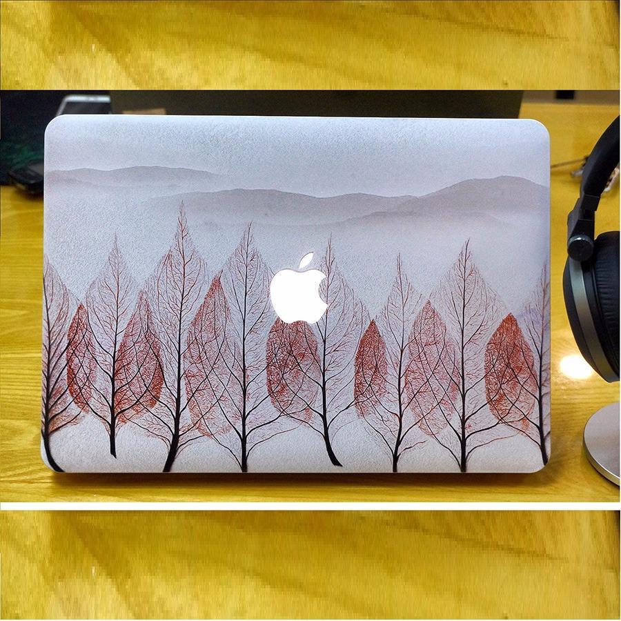 Bảng giá Ốp MacBook Air 13,3 inch ( A1369 / A1466 )_Họa tiết lá mùa thu Phong Vũ